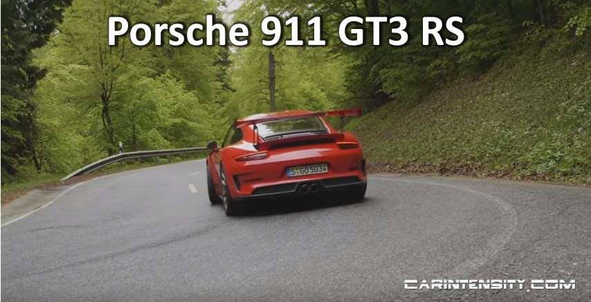 NEW Porsche 911 GT3 RS Review