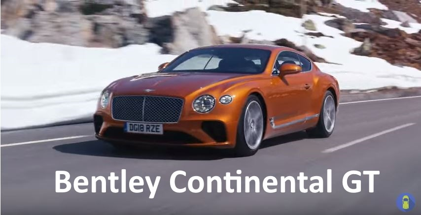 NEW Bentley Continental GT 2018 FIRST DRIVE!