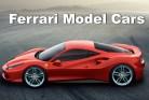 Ferrari Model Cars