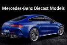 Mercedes-Benz Diecast Models