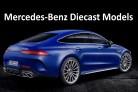 Mercedes-Benz Diecast Models