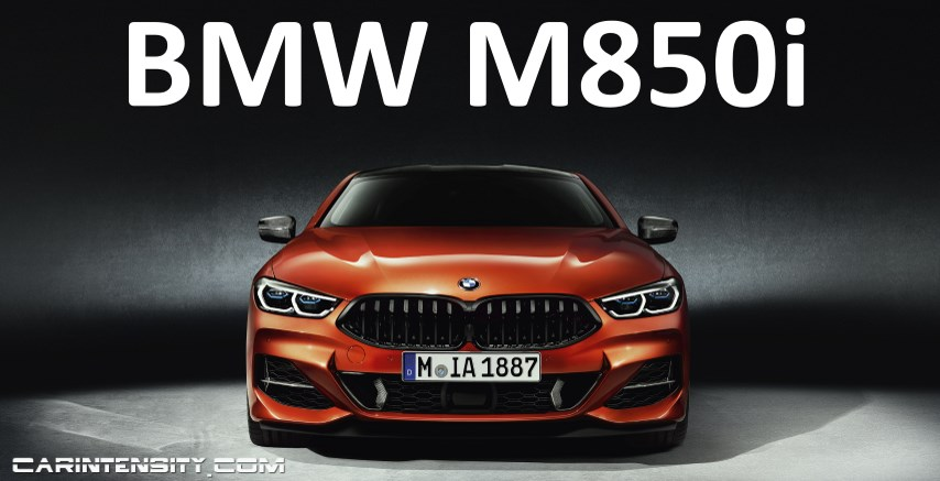 BMW M850i XDrive V8 Coupe Test Drive Review