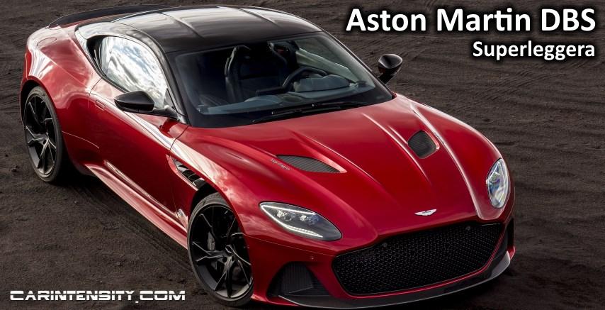 Aston Martin Dbs Superleggera Car Intensity