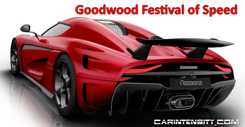 Koenigsegg Regera Goodwood Festival of Speed
