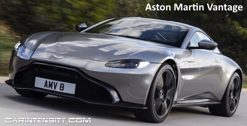 Aston Martin Vantage Review