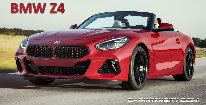 2019 BMW Z4 M40i! First Look