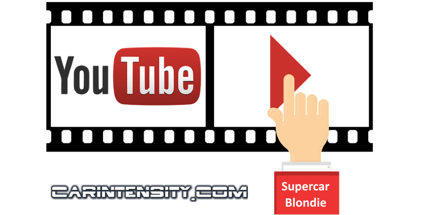 Supercar Blondie Car Video Reviews