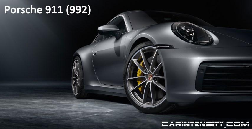 2019 Porsche 911 (992)