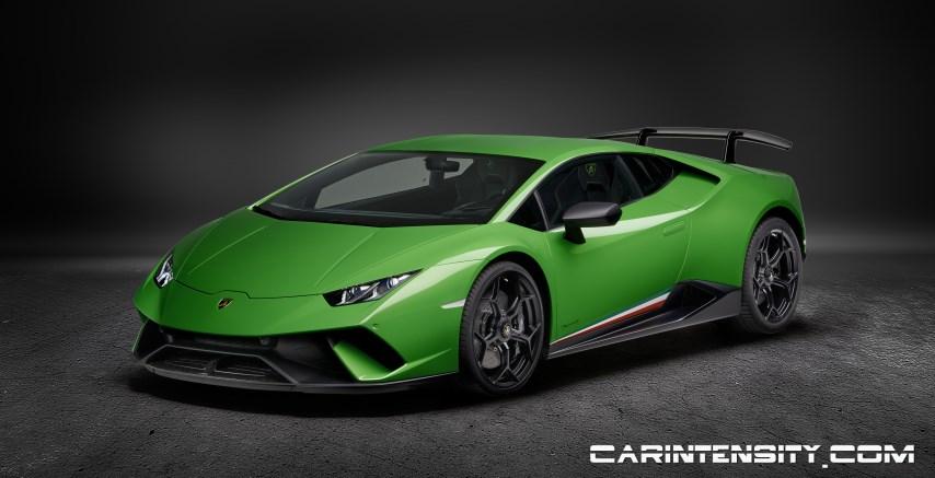 Lamborghini Huracan Performante Model Car Review