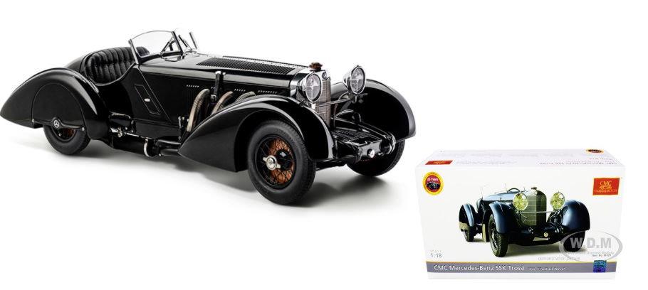 1932 Mercedes Benz SSK Trossi